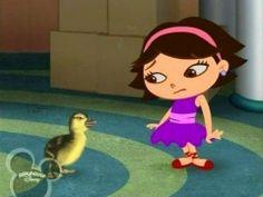 DISNEY LITTLE EINSTEINS - Duck Duck June