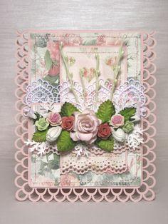 СкрапСчастье: Лифтинг открытки - Kathy