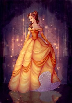 Belle Beauty and the Beast…