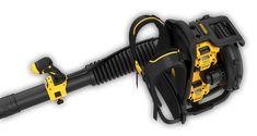 DEWALT 40v MAX Backpack Blower on Behance