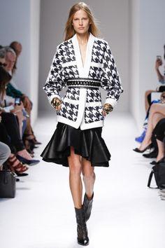 Sfilata Balmain Paris - Collezioni Primavera Estate 2014 - Vogue