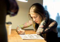 Sara Blake - artist and designer