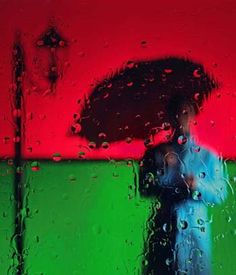 rain art picture