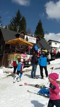 Ski Bachledova - Jezersko-Slovakia