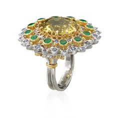 Cocktail Ring by Buccellati
