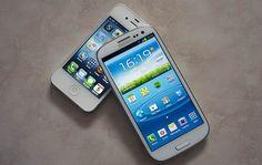 Galaxy S3 tira iPhone 4S do posto de líder de vendas