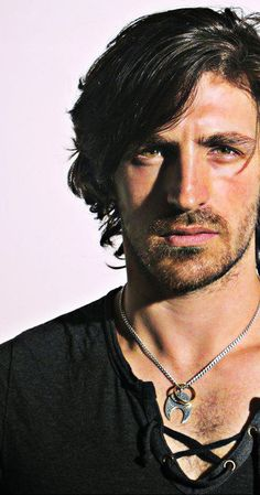 Eoin Macken, the only man in the universe who can pull off facial hair and get away with it in my book.