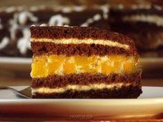 Торт 'Шоколадна смерть' http://smakplus.com/recipes/tort-shokoladna-smert/