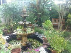 New Orleans Courtyard<3