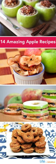 14 Amazing Apple Recipes for Fall