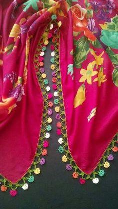 """HUZUR SOKAĞI (Yaşamaya Değer Hobiler) [   """"Alıntı crochet edge"""" ] #<br/> # #Lace,<br/> # #Crochet<br/>"""