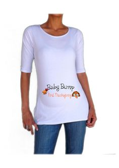 4a27b9447f8ac Items similar to Thanksgiving maternity shirt