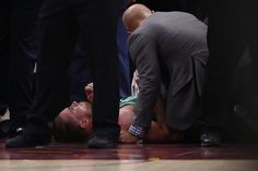 Celtics Gordon Hayward Fractures Ankle in Season Opener