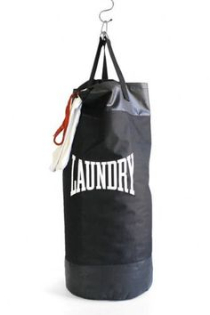 Laundry Punch Bag, £20, Rockett St George