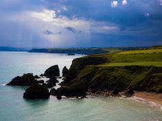 Ballydowane Beach, Copper Coast, Waterford
