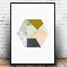 Geometric hexagon composition http://ift.tt/1jQNYrm #art #print #poster #wallart #walldecor #watercolor #absractart #abstract #geometric #geometricart #scandinaviandecor #scandinaviandesign #scandinavian #midcenturymodern #nordic #nordicdesign #homedecor #interiordesign #minimalist #simple #plakater #affiches #heminredning #modernart #painting #interiordesign #graphicdesign #graphicdesign #minimalist #hexagon by wallzilladesign