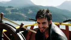 Captain Hook (Colin O'Donoghue), Once Upon a Time