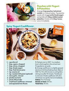 Yogurt Cauliflower/broc