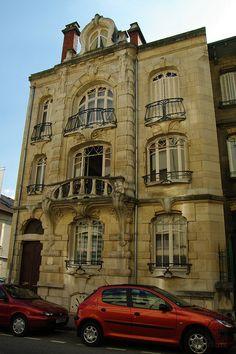 Rue de l'Abbe Gridel - Nancy