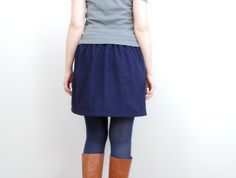 la jupe 1001perles - La Couture Rose