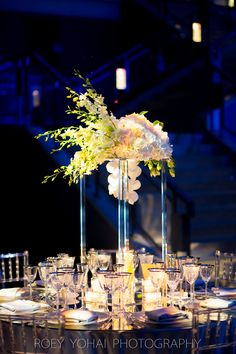 Alissa and Josh's Wedding @naturalhistory by Lindsay Landman Events. Photo by…