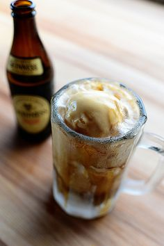 Guinness Float for St. Patrick's Day!