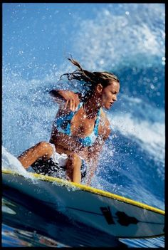 Lisa Andersen - Click image to find more Sports Pinterest pins