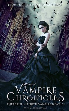 Nook Books and More Blog: Review of Vampire Chronicles by The Best Sellings ...