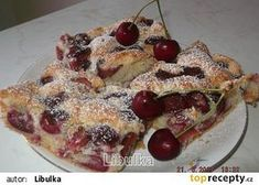 Nejlepší bublanina recept - TopRecepty.cz Kitchen Hacks, Sweet Recipes, Waffles, French Toast, Food And Drink, Treats, Baking, Breakfast, Biscotti