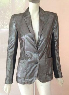 Kaufe meinen Artikel bei #Kleiderkreisel http://www.kleiderkreisel.de/damenmode/blazer-blazer/135617500-patrizia-pepe-lederjacke-36-leder-blazer-gold-braun-leather-jacket-brown-s