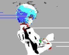 Resultado de imagen para tumblr neon genesis evangelion pixels