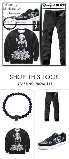 """""""Untitled #248"""" by emina136 ❤ liked on Polyvore featuring Nialaya, Neil Barrett, men's fashion and menswear"""