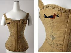 1820s Russia - Cutesy Embroidered Bodices | 35 Untapped Fashion Trends From Forgotten Decades