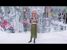Spring-Summer 2015 Haute Couture CHANEL Show - YouTube Karl Lagerfeld and his all seeing eye of spring. I need the boots. I really need those boots.