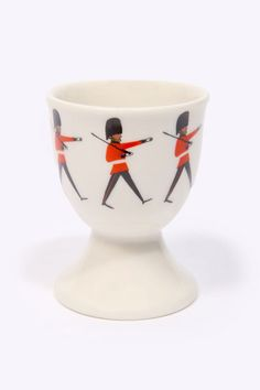 Soldiers Egg Cup