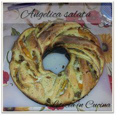 Letizia in Cucina: Angelica salata con verdure dell'orto e semi di pa...