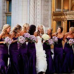 hitapr.net bridesmaid purple dresses (02) #purpledresses