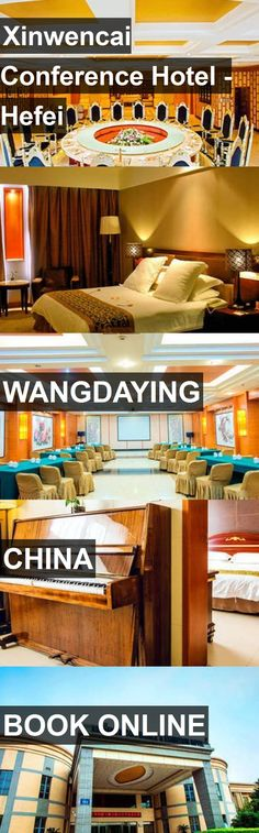 Xinwencai Conference Hotel - Hefei in Wangdaying, China. For more information, photos, reviews and best prices please follow the link. #China #Wangdaying #travel #vacation #hotel