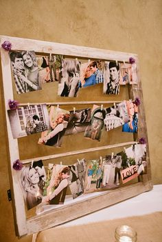 Rustic wedding decoration.- For more great inspiration visit us at Bride's Book home of the VIB Bridal Club