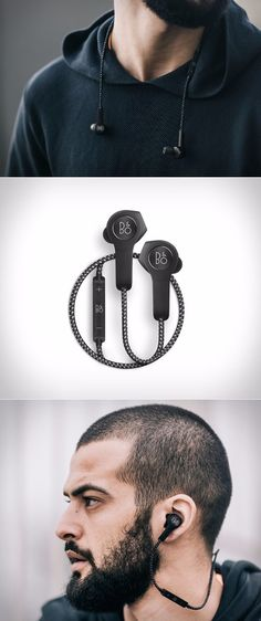 B&O PLAY by Bang & Olufsen Beoplay H5 Wireless Bluetooth Earbuds