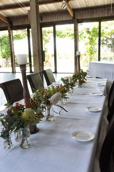 Sugar Bee Flowers: Beautiful Native wedding at the Stones of the Yarra Valley