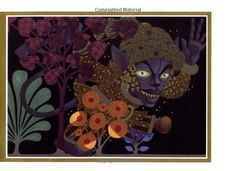 From 'The Girl Who Spun Gold' written and illustrated by Leo & Diane Dillon (2000)