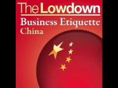 Business Etiquette -China