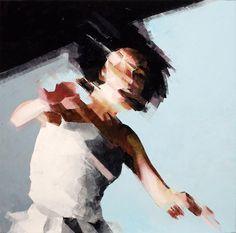 Simon Birch paintings 2008 – 3