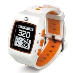UK Golf Gear - Golf Buddy WT5 GPS Golf Watch White