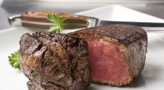 Perfect Oven Cooked Steak in Minutes:     If you're in the mood for grilled steak but the weather isn't cooperating, try oven broiling instead.