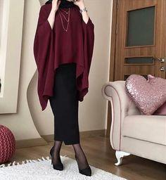 DM for more details Modest Fashion Hijab, Modern Hijab Fashion, Hijab Fashion Inspiration, Hijab Chic, Abaya Fashion, Skirt Fashion, Fashion Dresses, Iranian Women Fashion, Islamic Fashion