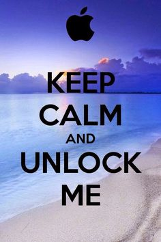 KEEP CALM and UNLOCK ME... One Who is Unlocked, is one who is in Control of their MIND, BODY, SOUL, LIFE, STYLE, FINANCES & FUTURE :-))