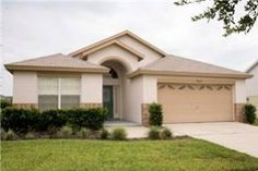 Clermont, FL: This outstanding vacation rental home is located in the desirable Orange Tree subdivision. Enjoy a relaxing vacation in this 4 bedroom, 3 bath home wh...