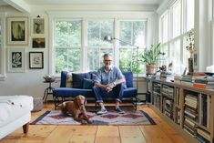 TRNK offer a look inside the abode of Frank Muytjens, J.Crew's head of men's design, travelling to his second home in Hillsdale upstate NY.